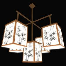 Japanese Chandeliers Second Marketplace Fotoscope Japanese Chandelier A A