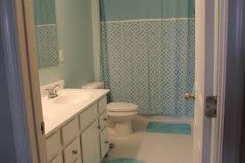 bathroom painting floor tiles before and after bathrooms tile our home from scratch painted bathroom tidewater bedroom design ideas t shirt designs ideas