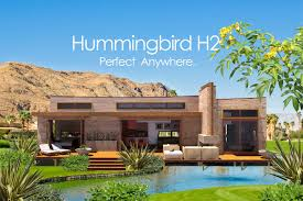 Hummingbird H3 House Plans Leap Adaptive Small Modern Homes For The Green Generation