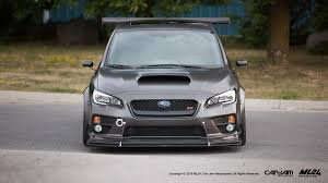 subaru rsti widebody matthew law automotive design consultancy