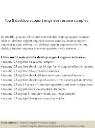 desktop support resume desktop support engineer resume sle desktop support engineer