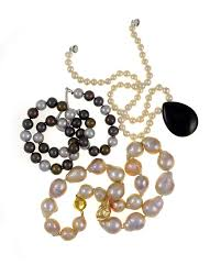 easy pearl bracelet images An easy way to understand pearl sizing or a pearl picture is worth jpg