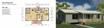 3 bedroom manufactured modular homes design plans