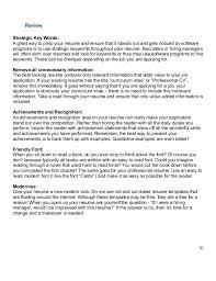 Best Way To Present Resume Job Help