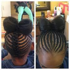easy ethinic braid styles on natural hair natural hairstyles for kids 19 easy to manage styles bow braid