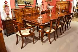 dining room table with 10 chairs 17618