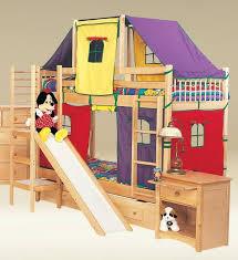 Best Gorgeous Bunk Bed With Slide Images On Pinterest Bunk - Slide bunk beds