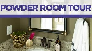 Glam Powder Room Powder Room Design U0026 Decorating Ideas With Pictures Hgtv
