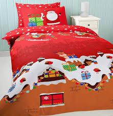 festive father christmas xmas santa red robin slegde sleigh snow