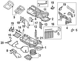 2005 dodge dakota front suspension diagram parts com dodge dakota heater components oem parts