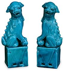 pictures of foo dogs pair of foo dog statues houzz