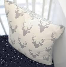 deer crib bedding woodland nursery bedding deer baby bedding