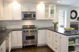 Kitchen With White Cabinets Kitchen White Cabinets Home Design Plan