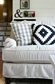 Pottery Barn Slipcovered Sofa by Cheap Place To Get