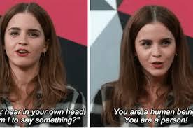 Emma Watson Meme - 20 times emma watson shut down sexism in the best damn way