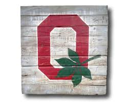 Ohio State Runner Rug Ohio State Decor Etsy