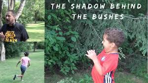Fake Bushes Fake Movie Trailer The Shadow Behind The Bushes Liyah U0027s World