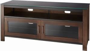 best buy tv tables insignia tv stand for most flat panel tvs up to 60 brown ns