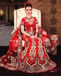 bridle dress bridal lengha shararah designs 2015