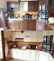 relooker sa cuisine avant apres relooker cuisine rustique avant apr s avec relooker sa cuisine en