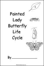 print out this free butterfly diagram to teach your students about