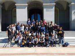 Fullerton College Campus Map Puente Program Attends Northern California College Tour