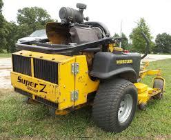 hustler super z lawn mower item bg9260 sold september 1