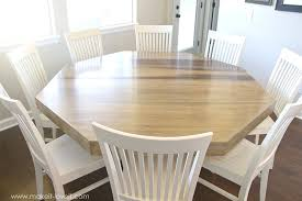 octagon homes interiors octagon dining table modern home design