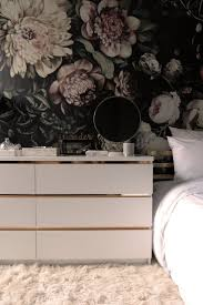 Malm Dresser Hack by Best 25 Gold Contact Paper Ideas On Pinterest Malm Makeup