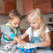 how young kids can help in the kitchen a list of activities by