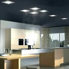 type de hotte de cuisine eclairage de cuisine idee eclairage cuisine meuble en bois clair sol