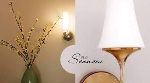 How To Make A Sconce Light Fixture Polished Wall Sconces Contemporary Wall Sconces Art Wall Sconces