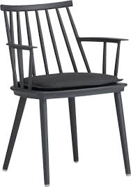 Crate And Barrel Dining Table Sale by Union Charcoal Dining Arm Chair With Sunbrella Charcoal Cushion