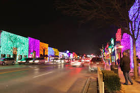 holiday lights sparkle around detroit detroit moxie