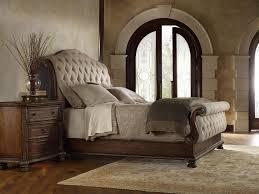Upholstered Headboard King Bedroom Set Headboards Trendy Tufted Headboard Sleigh Bed Beautiful