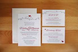 wedding invitations brisbane birds letterpress