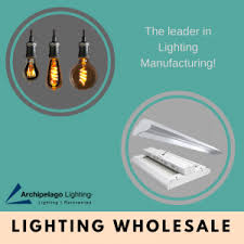wholesale lighting distributors archipelago lighting inc