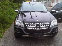 2010 mercedes ml350 2010 mercedes ml350 4matic 58k for sale arrived 6 5m