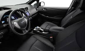 nissan leaf 2017 interior 2013 nissan leaf car specs and price