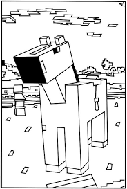 minecraft coloring pages double hard chest foldable coloring