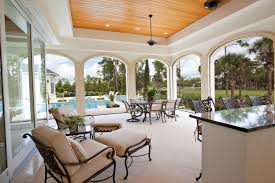 Outdoor Patio Ceiling Ideas by 55 Luxurious Covered Patio Ideas Pictures