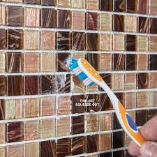 Mosaic Tile Installation Step By Step On How To Install Mosaic Tile