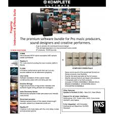 native instruments komplete 11 ultimate upgrade from all previous