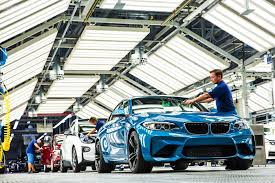 bmw factory assembly line bmw