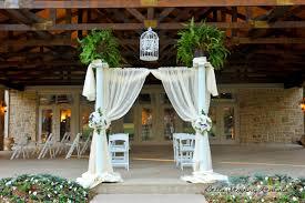 wedding arches and columns plush design indoor wedding gazebo arches altars ceremony