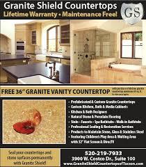 custom kitchen cabinets tucson granite shield countertops 3900 w costco dr suite 100