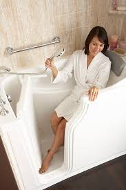 Bathtub For Seniors Walk In Handicap Accessible Bathtubs And Showers Walk In Tubs No