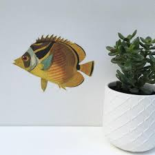 Unusual Wall Art by Under The Sea U2013 Chameleon Wall Art