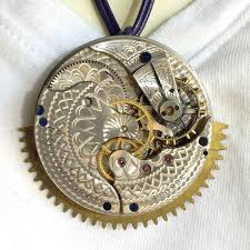 steampunk necklace vintage images Handmade key steampunk jewelry key j art jpg