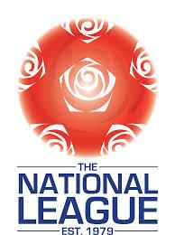 vanarama national league table national league english football wikipedia